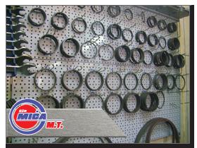 Karike za bezuljne kompresore